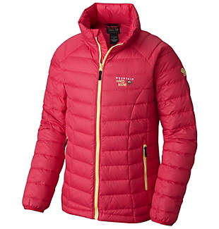 Girl's Micro Ratio™ Down Jacket