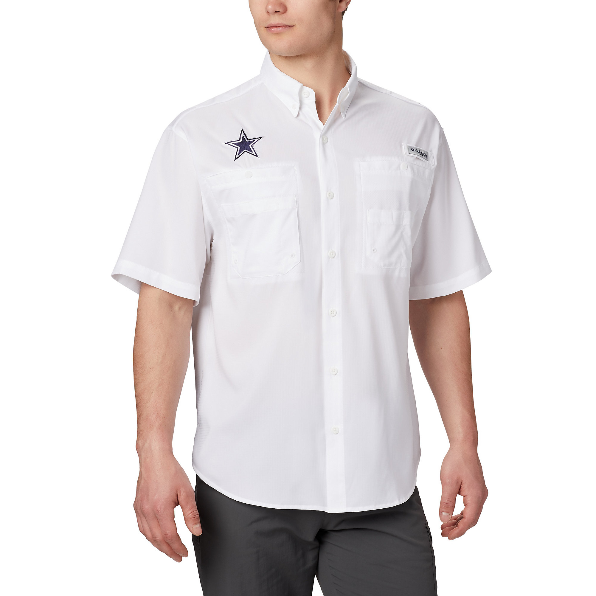 Columbia Omni-Dry Tamiami Short Sleeve Shirt