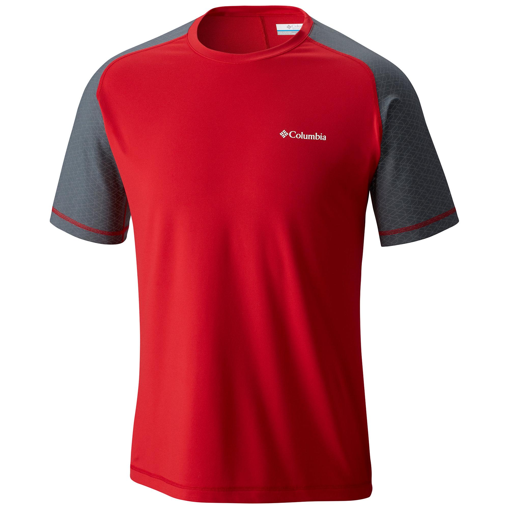 Columbia Trail Flash Short Sleeve Shirt