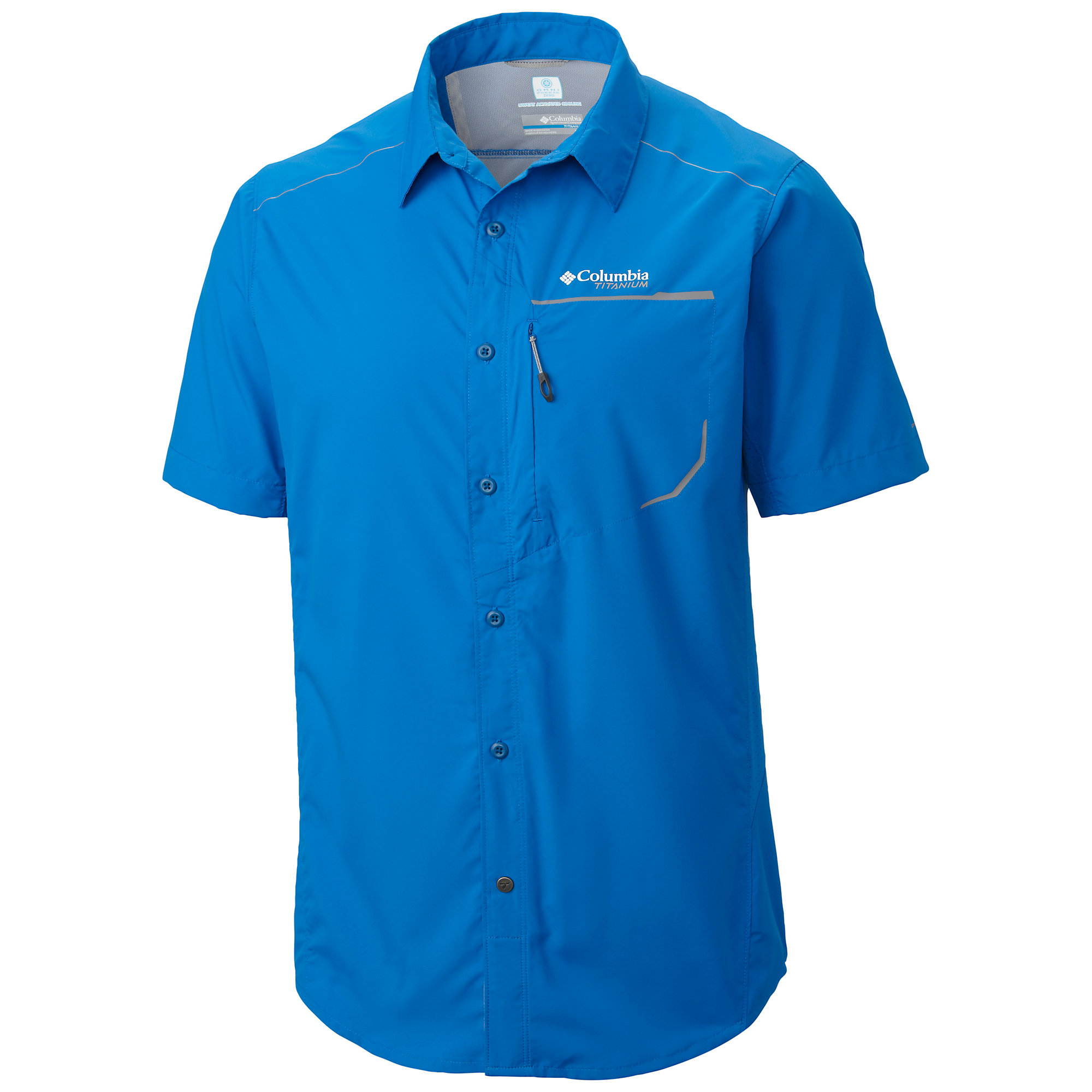 Columbia Titan Peak Short Sleeve