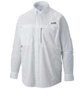 Men's PFG Airgill Solar ZERO™ Long Sleeve Shirt