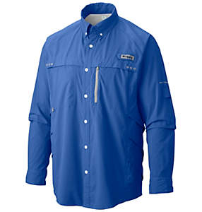 Men's PFG Airgill Solar ZERO™ Long Sleeve Shirt