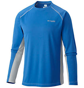 Men's PFG Cast Away ZERO™ Knit Long Sleeve Shirt