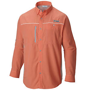 Men's PFG Solar Drag™ Long Sleeve Shirt
