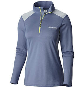 Women's Titan Ice™ Half Zip Shirt