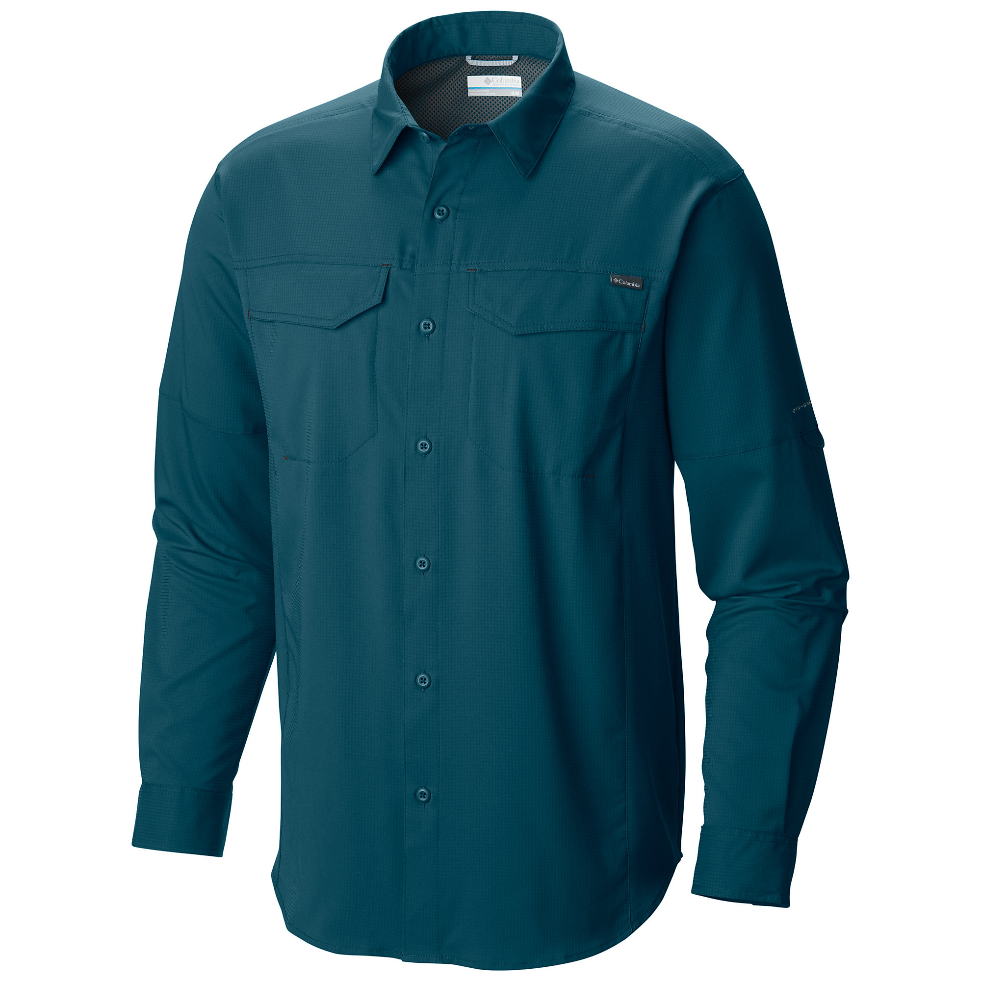 photo: Columbia Silver Ridge Lite Long Sleeve Shirt