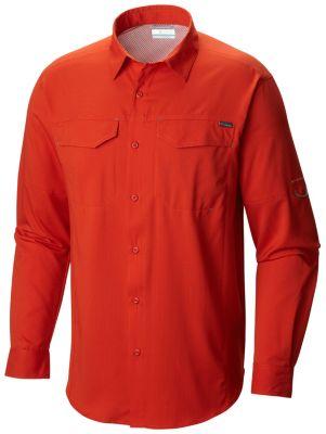 photo: Columbia Silver Ridge Lite Long Sleeve Shirt