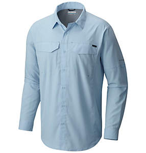 Men's Long Sleeve Shirts, Flannel & Button-Up Shirts | Columbia ...