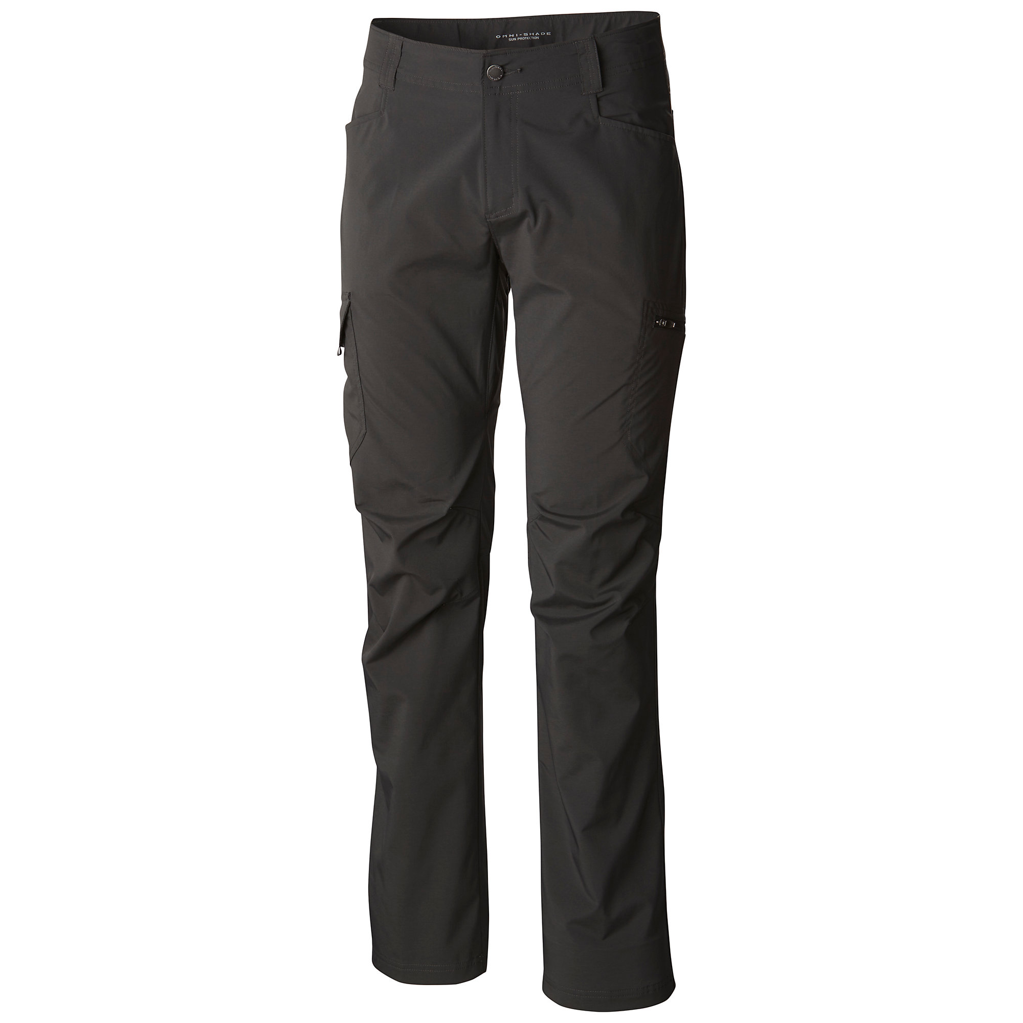 photo: Columbia Men's Silver Ridge Stretch Pant hiking pant