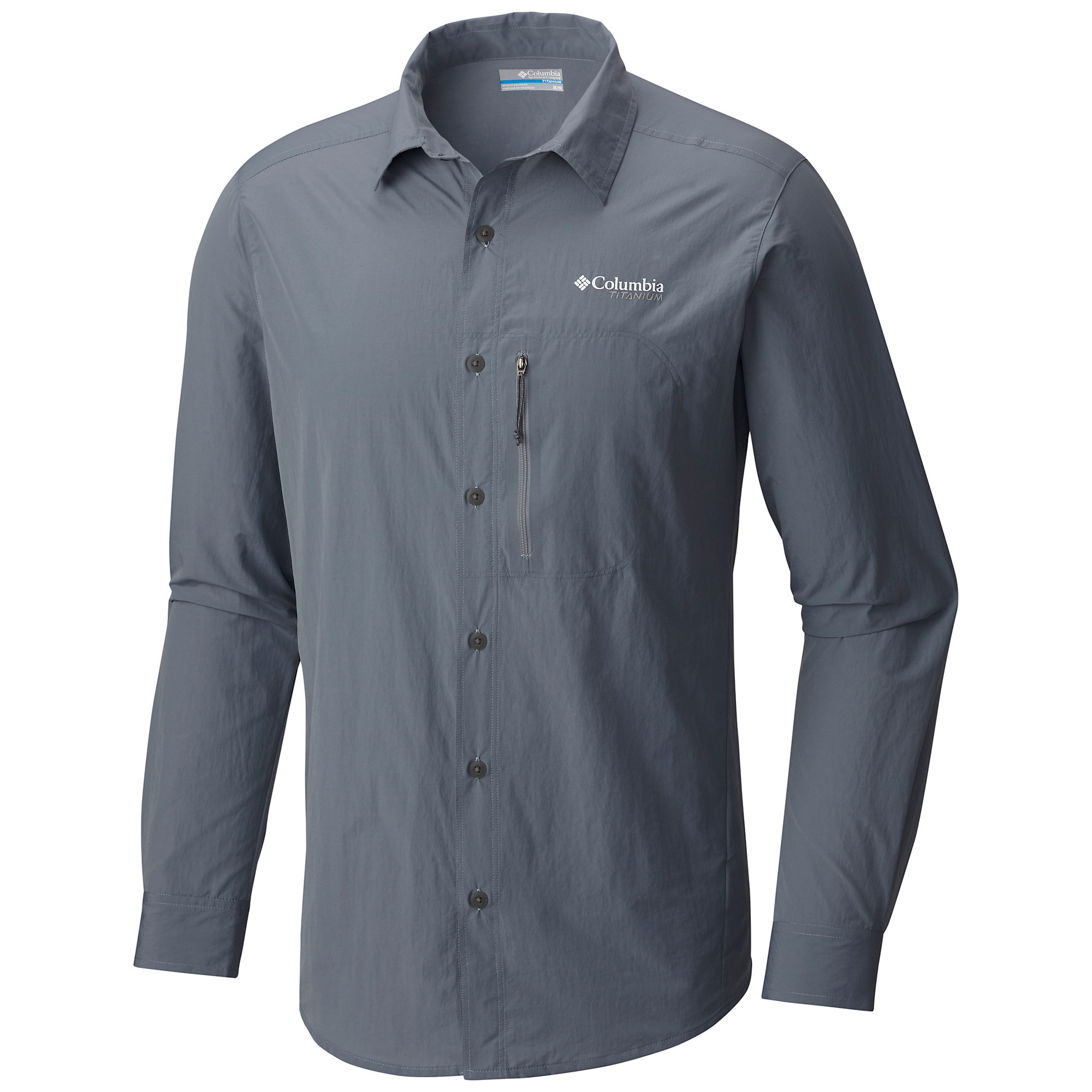 photo: Columbia Featherweight Hike Long Sleeve Shirt