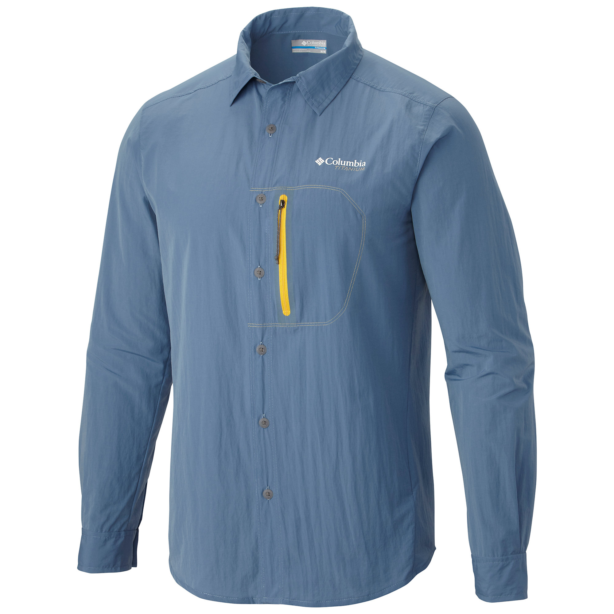 photo: Columbia Featherweight Hike Long Sleeve Shirt