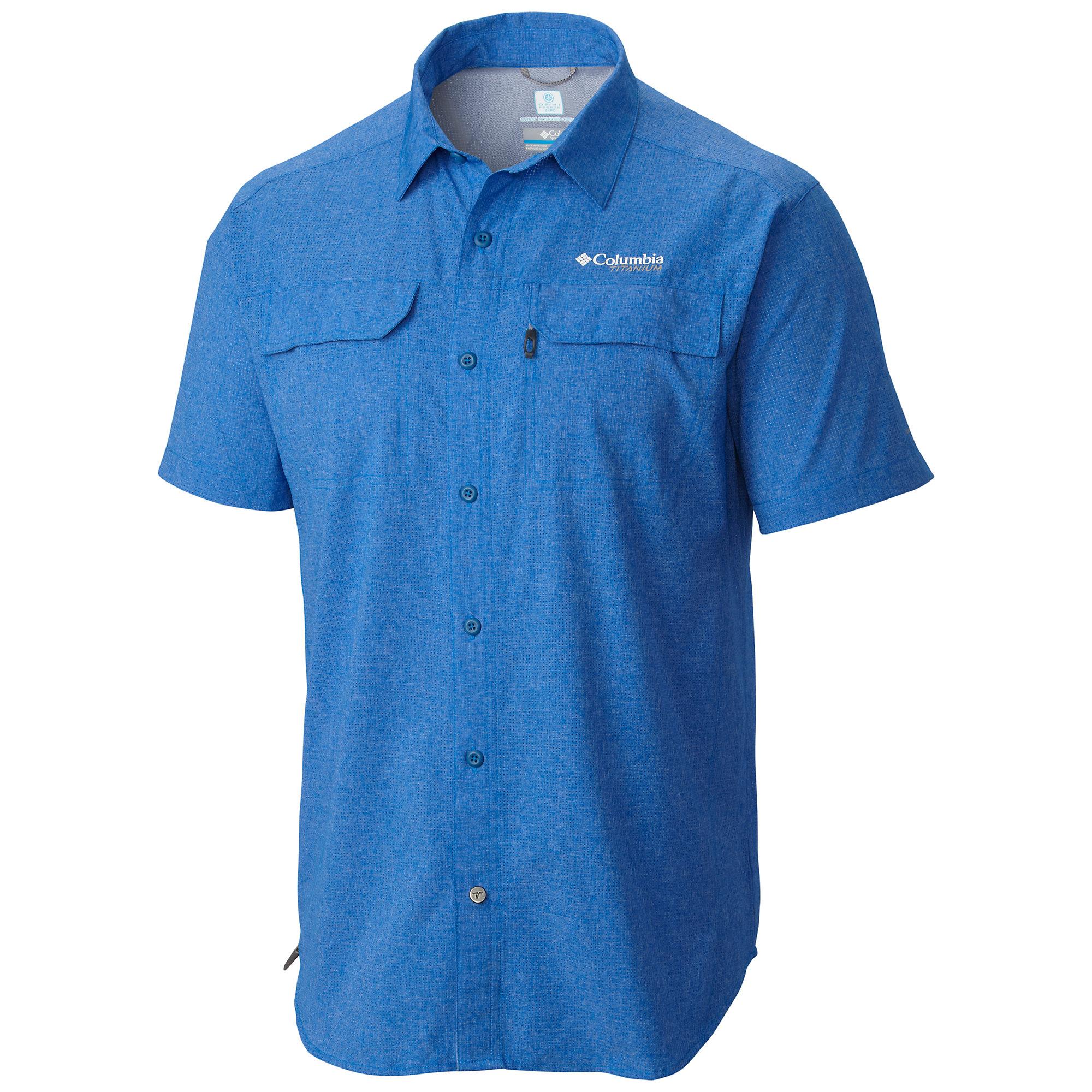 photo: Columbia Men's Irico Short Sleeve Shirt