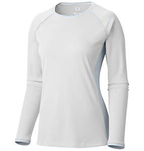 Women's PFG Ultimate Catch ZERO™ Long Sleeve Knit Shirt