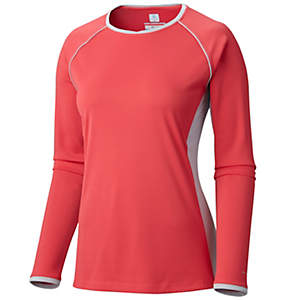 Women's PFG Ultimate Catch ZERO™ Long Sleeve Knit Shirt