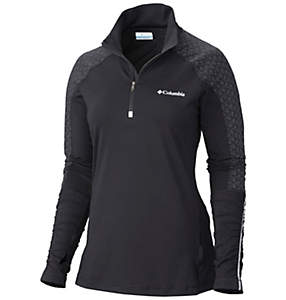 Trail Flash™ Half Zip Langarmshirt für Damen