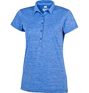 Zero Rules™ II Poloshirt für Damen
