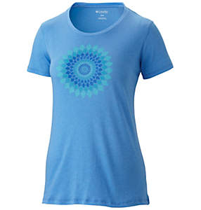 Women's Prism™ Medallion Short Sleeve Tee - Plus Size