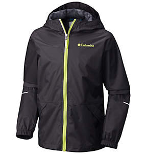 Boy's Hot on the Trail™ Rain Jacket