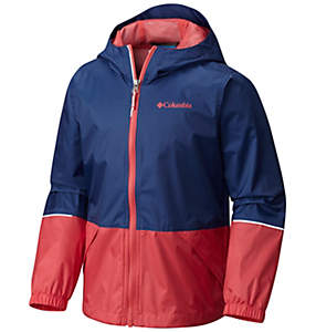 Boy's Hot on the Trail™ Rain Jacket
