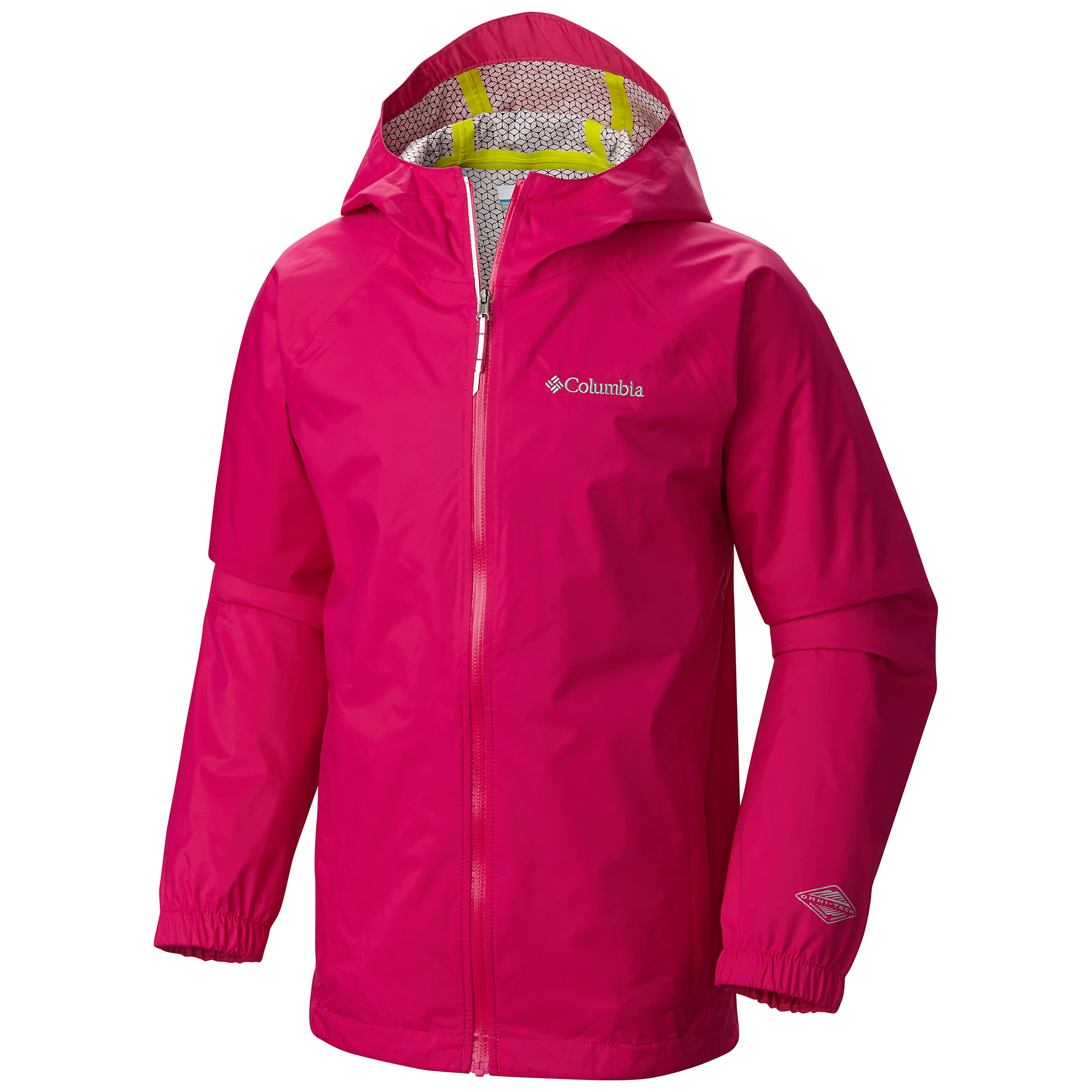 photo: Columbia Girls' EvaPOURation Jacket