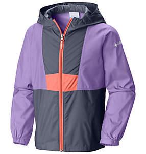 Youth Flash Back™ Windbreaker Full Zip Jacket