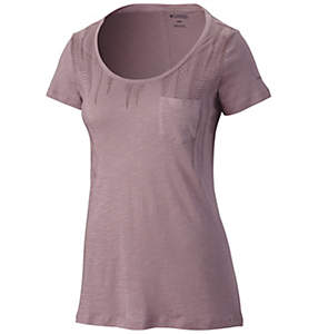 Women's Lines of a Feather™ Short Sleeve Tee Shirt