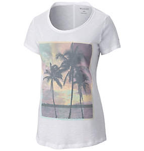 Women's Sunset Cove™ Short Sleeve Tee Shirt