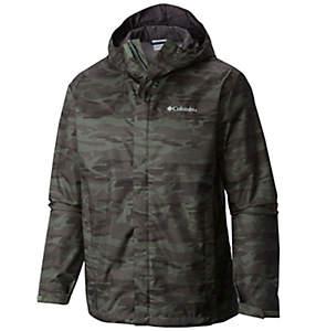 Manteau imprimé Watertight™ pour homme