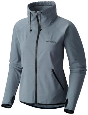 photo: Columbia Women's Sweet As Softshell soft shell jacket
