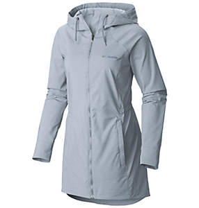 Women's Sweet As™ Long Softshell Jacket - Plus Size