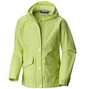 Girl's Ponder Yonder™ Rain Slicker Jacket