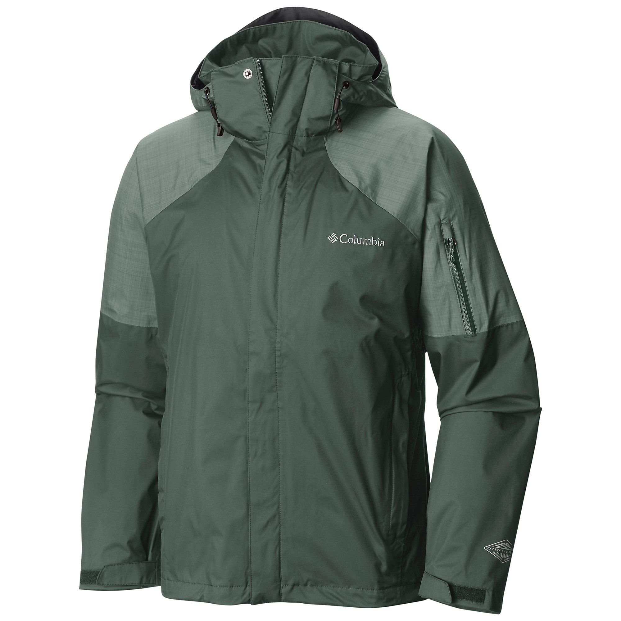 Columbia Heater Change Jacket