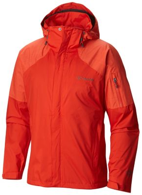 Columbia Heater Change Jacket