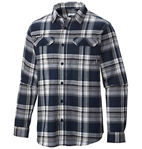 Men's Flare Gun™ Flannel Long Sleeve Shirt - Dallas Cowboys