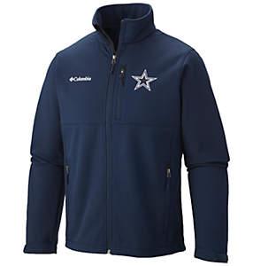Men's Ascender™ Softshell Jacket - Dallas Cowboys