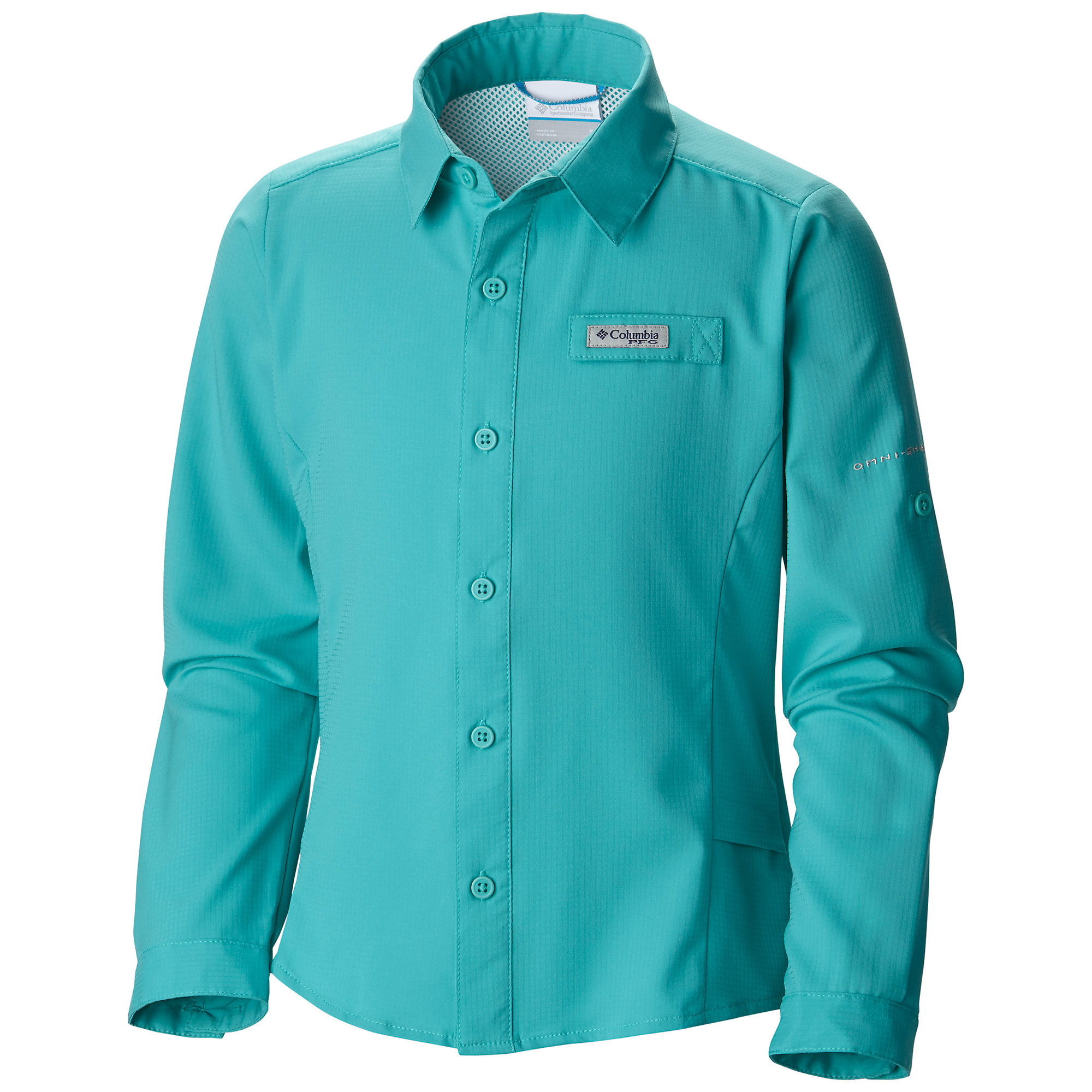 photo: Columbia Girls' Tamiami Long Sleeve Shirt
