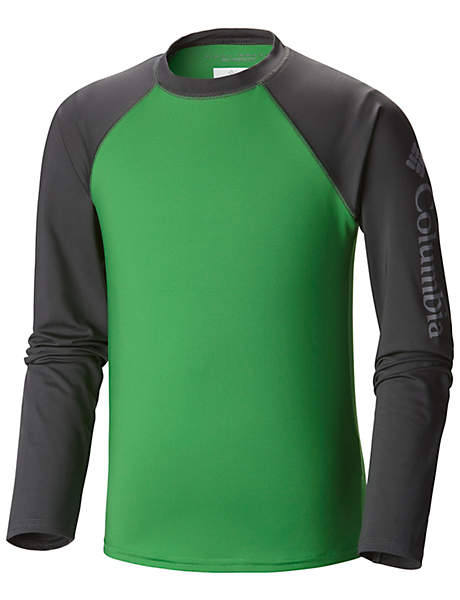 Youth Mini Breaker™ Long Sleeve Sunguard