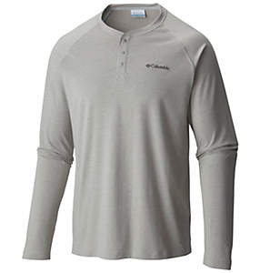 Men's Global Rambler™ Long Sleeve Henley