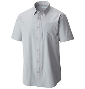 Men's Global Adventure™ IV Solid Short Sleeve Shirt
