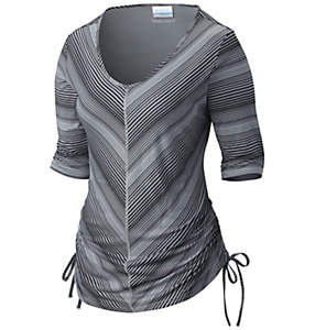 Women's Anytime Casual™ Stripe Tee Shirt
