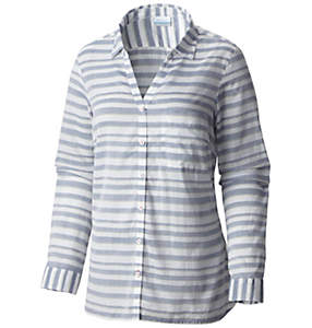 Camicia a maniche lunghe Early Tide™ da donna