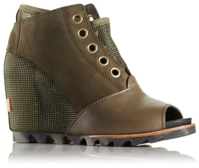 Women's Joanie™ Mesh Wedge Bootie