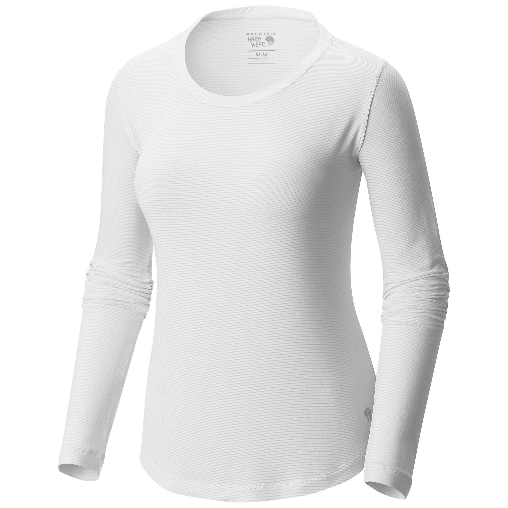 photo: Mountain Hardwear Women's Wicked Lite Long Sleeve T long sleeve performance top