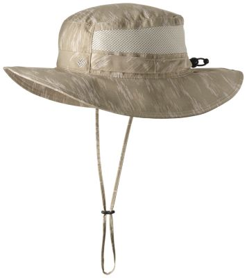 Bora bora sun shielding vented brimmed booney fishing hat for Columbia fishing hat