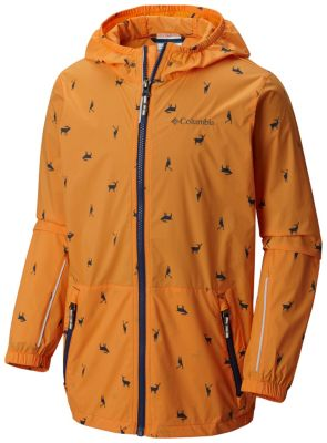 Columbia Youth Trail Flyer Boys Jacket