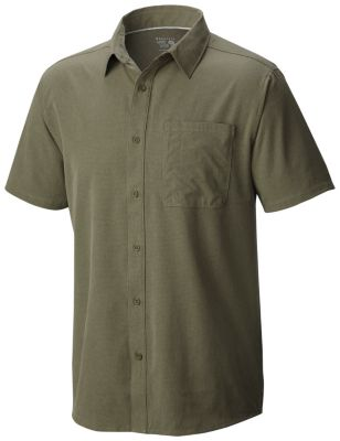 Mountain Hardwear Air Tech Short Sleeve Shirt