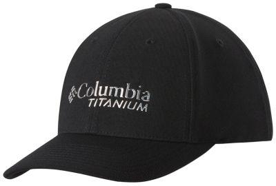 3b5a42de934 Titanium Flexfit Fitted Mesh Back Vented Ball Cap Hat