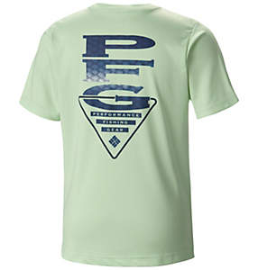 Boy's PFG Stacked Scales™ Graphic Tee