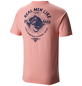 Men's PFG Big Bass™ Short Sleeve Tee Shirt