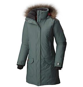Manteau à capuchon Icelandite™ TurboDown pour femme